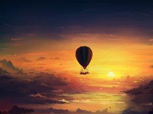 带着梦想飞向远方