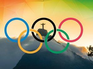 里约奥运五环