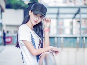 青春活力少女
