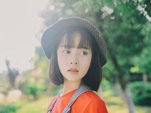 日系小清新女孩