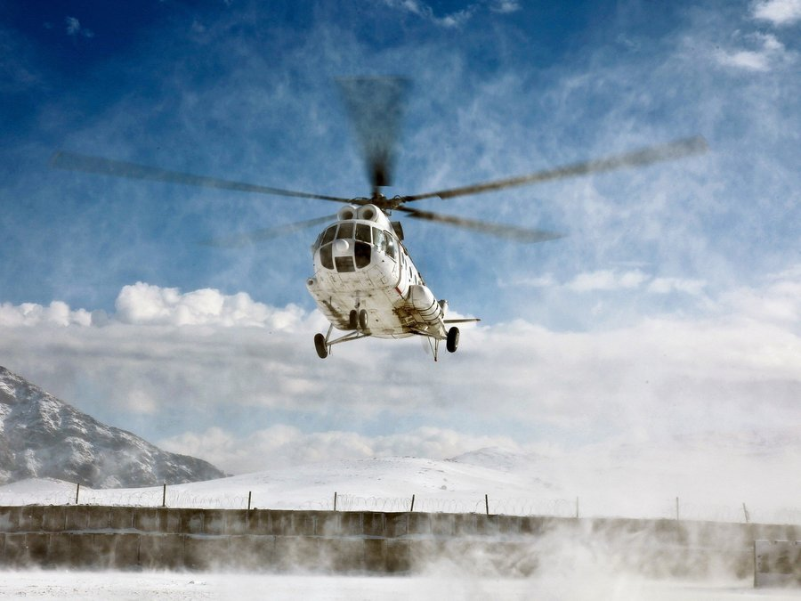 空中直升飞机