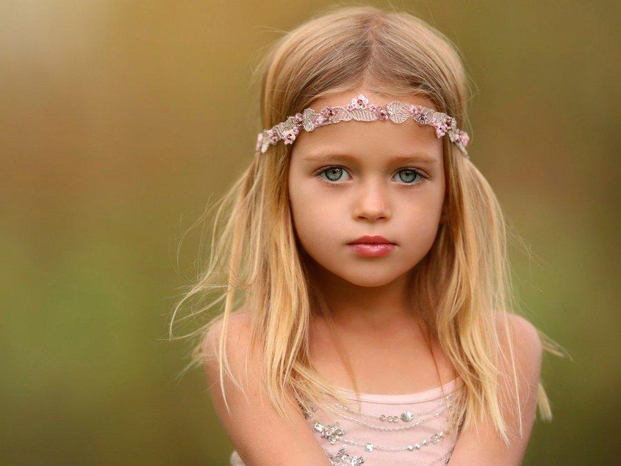欧美可爱小女生