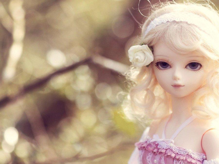 漂亮大眼睛sd娃娃