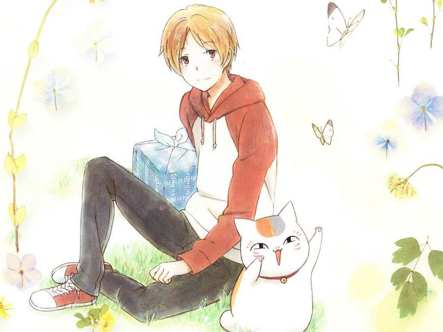 夏目贵志和猫咪老师