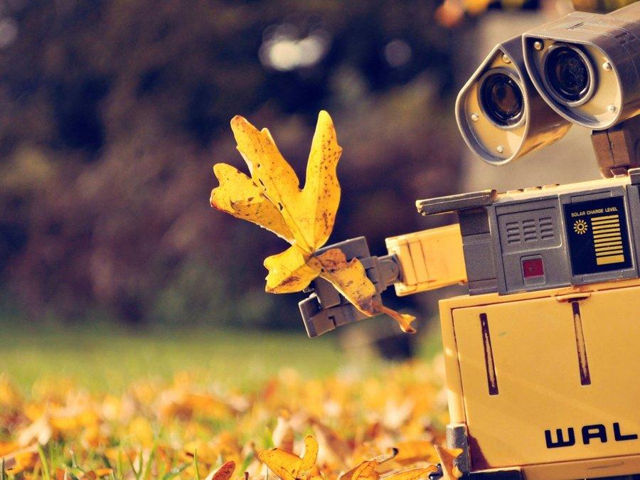 机器人瓦力玩具