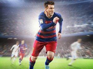 FIFA16梅西
