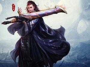 蜀山战纪绿袍尊