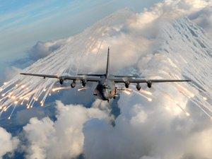 美国C-17运输机