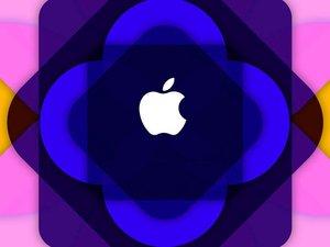 缤纷色彩苹果