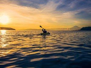 海上皮划艇运动