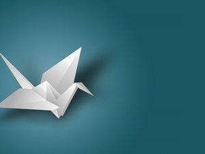 千纸鹤的心愿