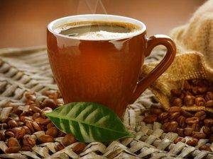 濃郁的咖啡香