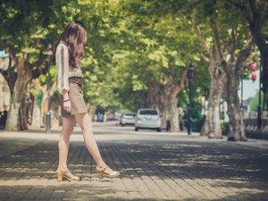 行走在时光里的温柔
