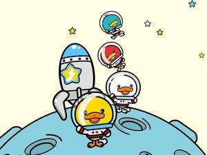 鸭嘴兽男孩之太空梦想