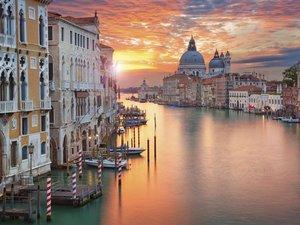 美丽的意大利威尼斯