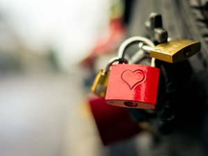 鎖上我對你的愛